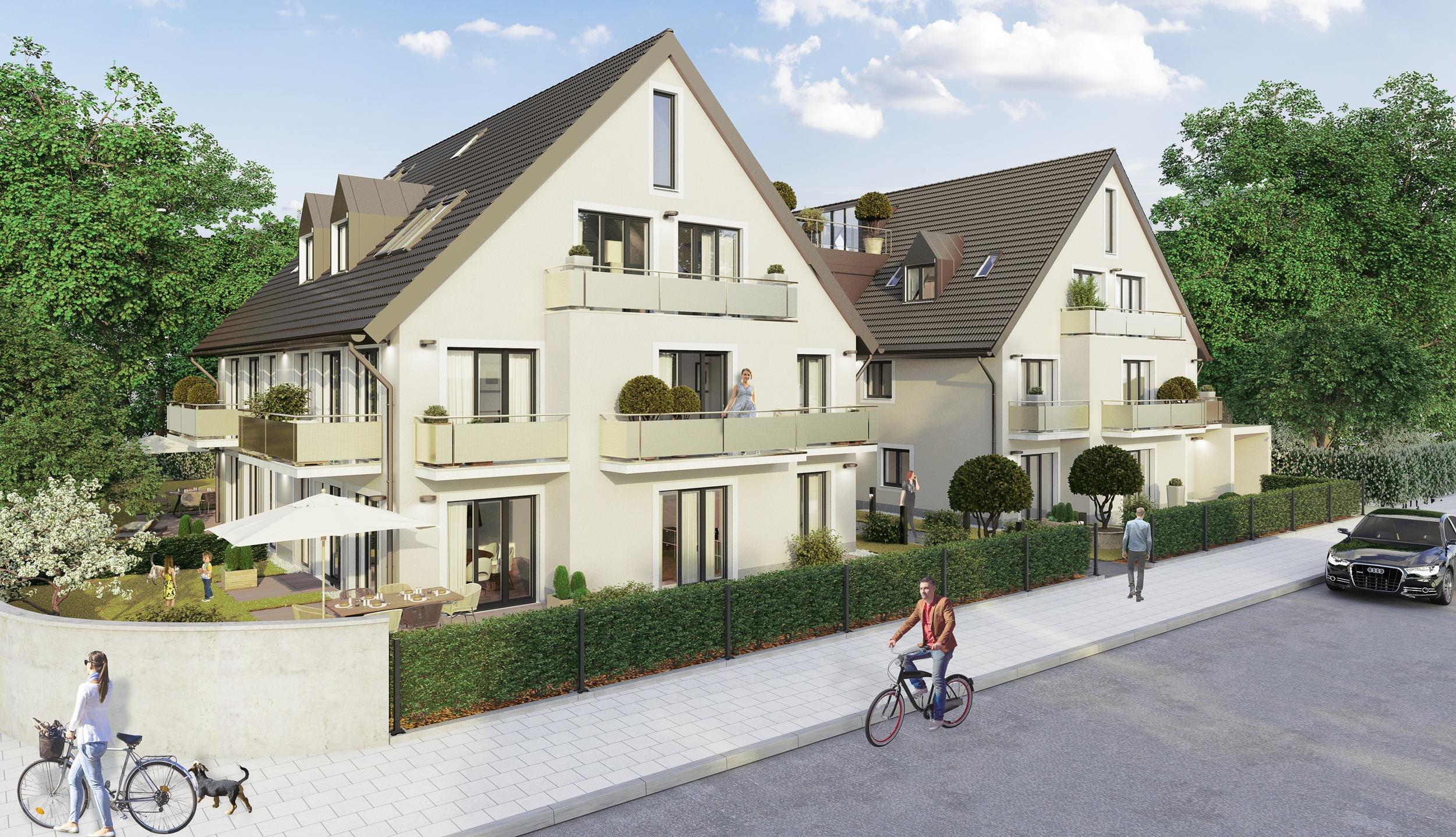 Kornweger 34 - München